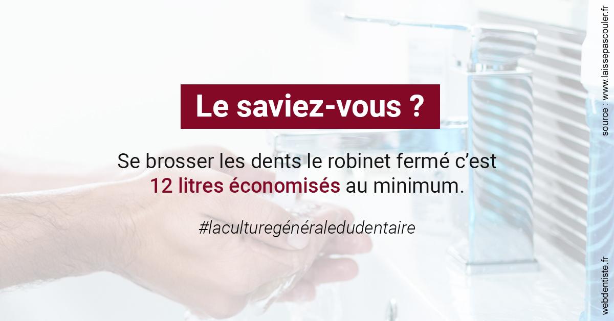 https://www.cabinet-dentaire-lorquet-deliege.be/Economies d'eau 2